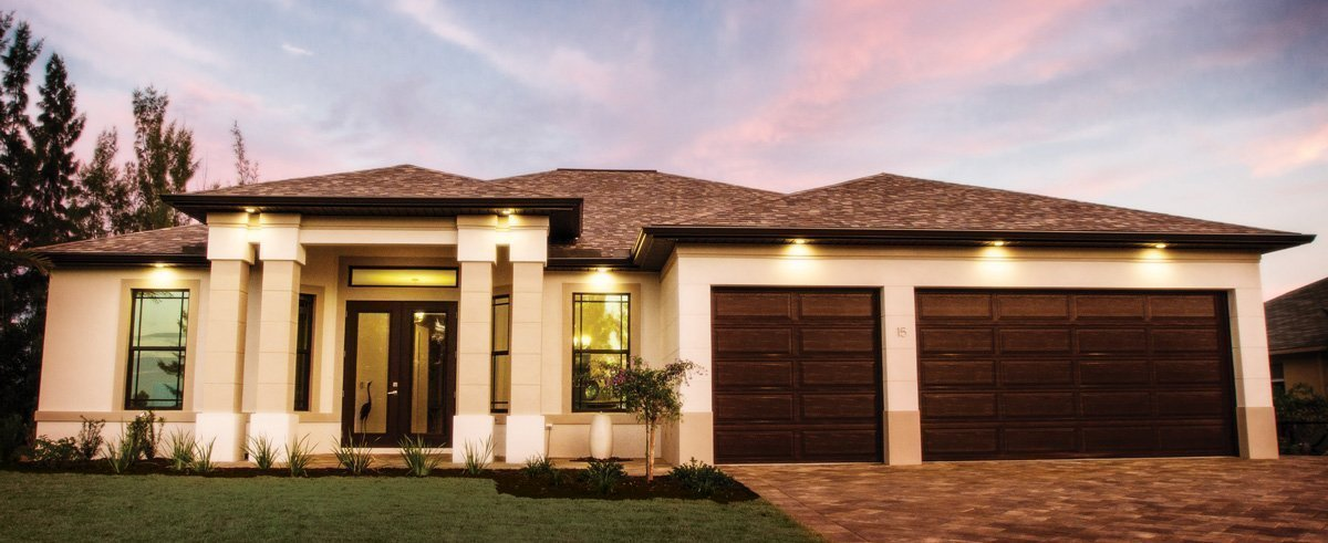 Osprey Grande Coral Isle Builders Cape Coral Home Builders